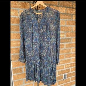 Chan luu paisley  dress size medium